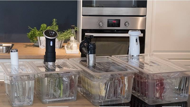 Best Sous Vide Container: Reviews and Comparison